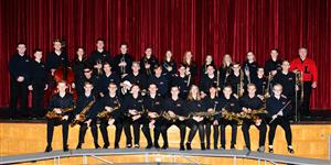 2016-17 Lancaster HS Jazz Ensemble