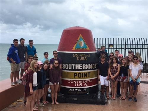 Southern Most Point