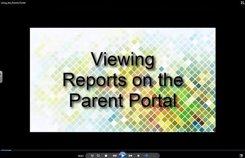 Video - How to Use Parent Portal
