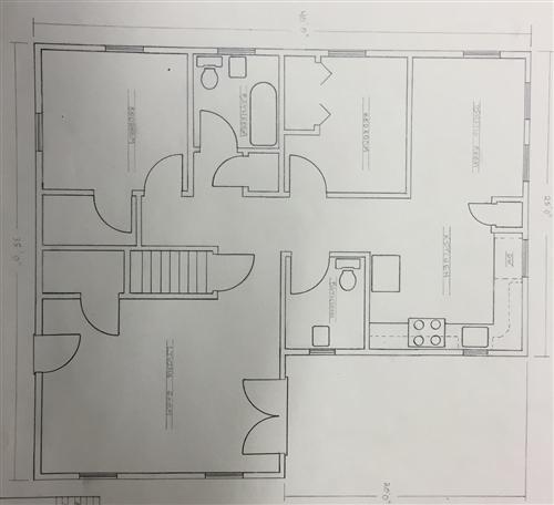 Elevation Floor Plan
