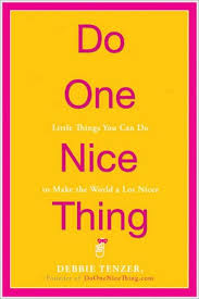 Do One Nice Thing Book Cover