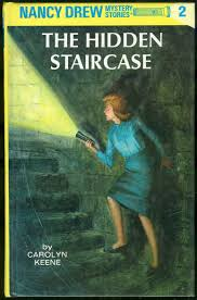 Nancy Drew Mystery Series Book Cover