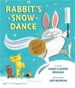 Rabbit's Snow Dance Book Cover