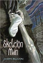 Skeleton Man Book Cover