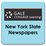 Gale New York State Newspapers