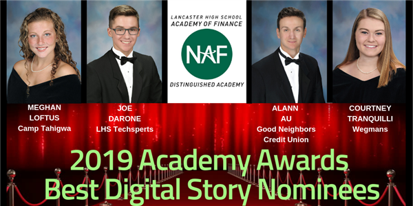 Best Digital Story Nominees 2019