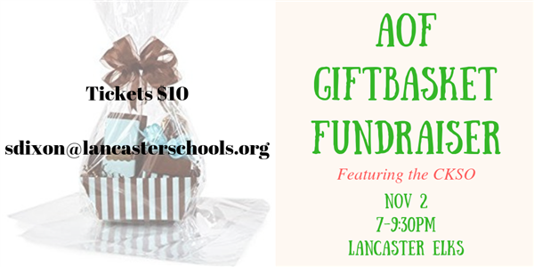 AOF Fundraiser - ft. the CKSO
