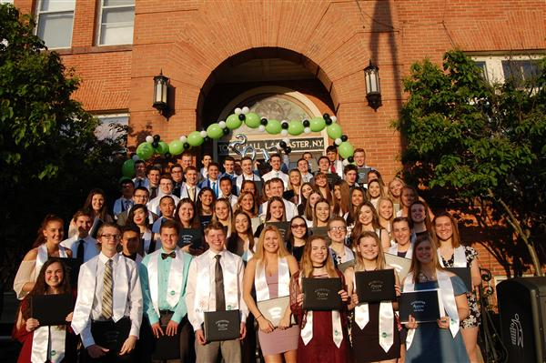 AOF Class of 2017 Graduation