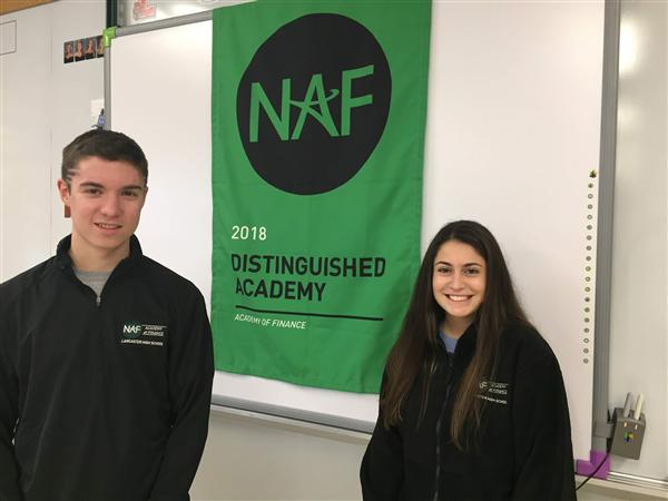 Future Ready Students- JP and Liana