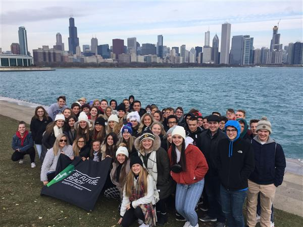 AOF Visits Chicago - 2018
