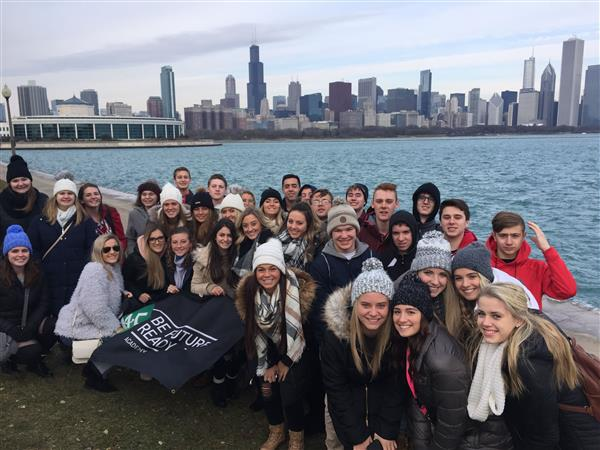 AOF visits Chicago