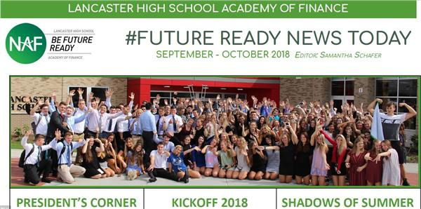 Future Ready Newsletter Image