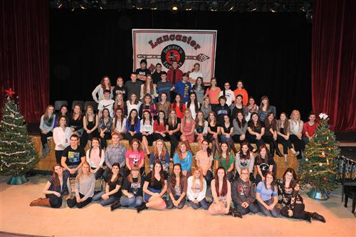 The 2012-2013 Leadership Academy